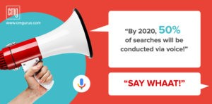 4. Voice Search Optimization – the new trend